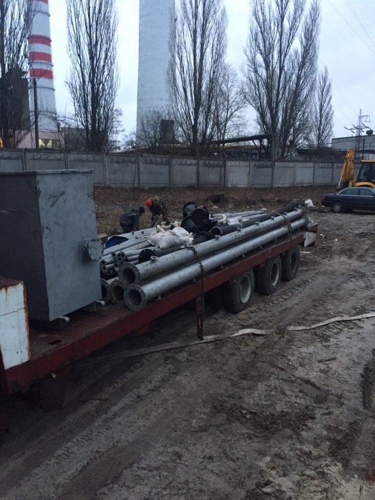 Установка вакуумного водопонижения УВВ-3А-6КМ